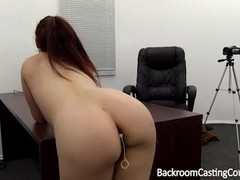 Casting couch anal porn