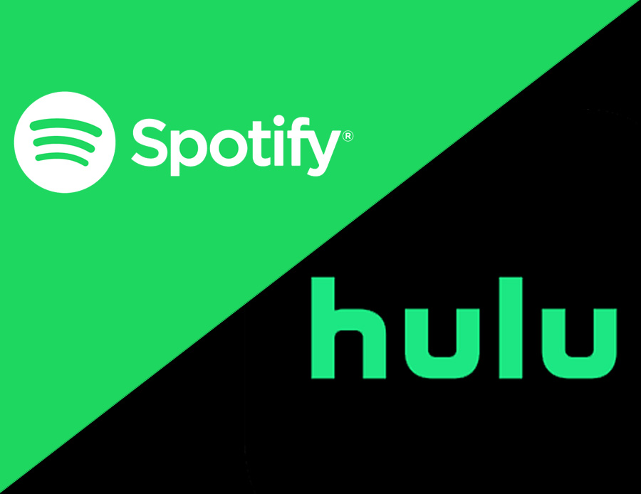 Does spotify student come with hulu