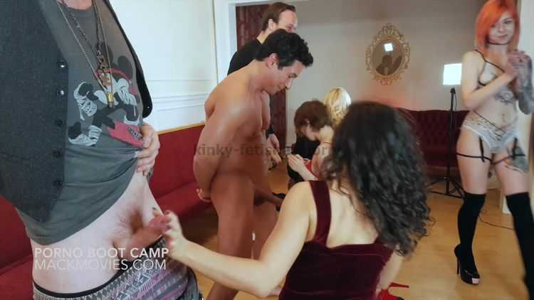 Amateur anal boot camp with bbc