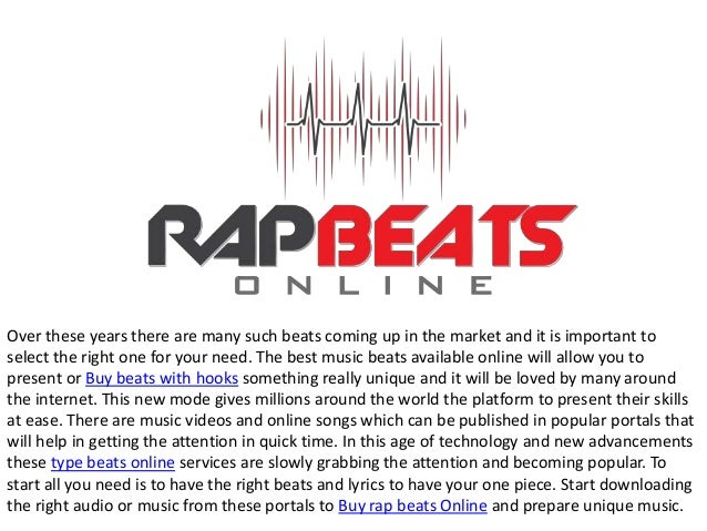 Buy beats online with hooks