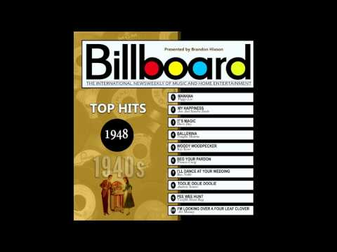 Most popular songs of 1948