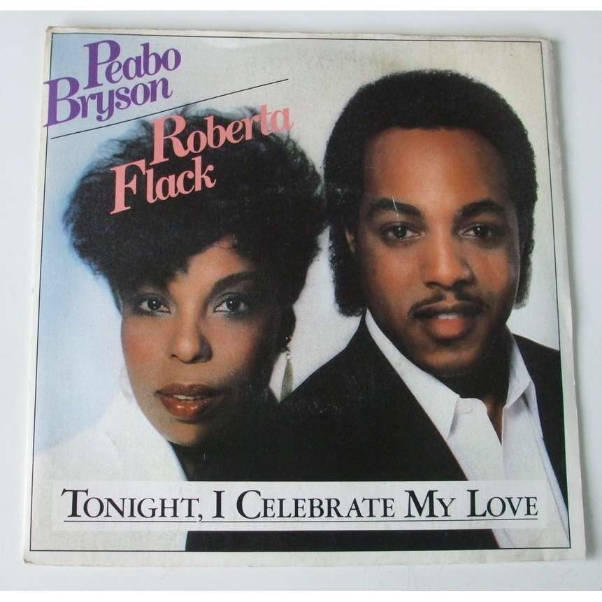 Peabo bryson tonight i celebrate my love for you